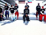 F1 drivers' pre-race stance broadens out from 'End Racism'