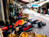 WATCH - Verstappen goes for a spin in Palermo ahead of Italian GP