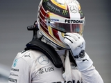 Hamilton sits out tyre test due to sore foot