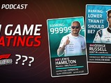 Is It Just Me? Podcast: Are the new F1 game driver ratings accurate?