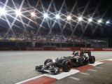 Gutierrez 'Pleased' after Qualifying Exploits in Singapore