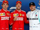 Superb Vettel seals surprise pole
