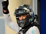 Rosberg delighted with qualifying effort