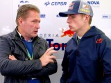 Jos Verstappen to join Max in F1 demo