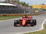 Vettel 'Really Pleased' for Ferrari after Taking First Pole of 2019 in Montreal