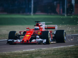 SF70H hits the track