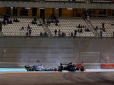 Bottas, Grosjean summed over bizarre F1 Abu Dhabi GP practice clash
