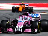 VJM11 requires too many compromises - Sergio Perez
