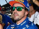 Alonso under threat for Indy 500