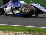 Giovinazzi crashes out of Qualy