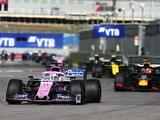 Sergio Perez: Racing Point back in mix with midfield leaders