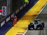 Wolff and Rosberg on the wandering marshal