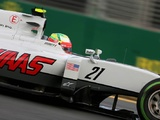 Gap year pays off for patient Haas