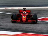 Vettel Grabs Pole Position as Ferrari Lock Out Front Row in Bahrain