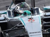 Rosberg eases to Mexico victory