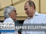 Ecclestone on admiring Presidents Donald Trump and Vladimir Putin