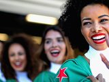 'Something from the past', or 'part of the future'? F1 'grid girls' under review