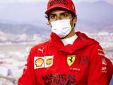 """Sainz's """"extreme"""" dreams after paying price for Ferrari PU change"""
