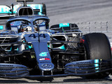 A raft of updates for Mercedes' W10 in Spain