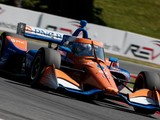 Dixon makes it three-in-a-row after victory in first race at Road America