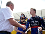 Kvyat gets Red Bull lifeline from Marko