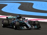French GP: Lewis Hamilton dominates Ricard Friday practice two