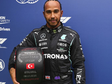 Hamilton in 'best form of season' after dominant qualifying - Horner