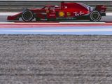 "Sebastian Vettel: ""It is difficult to say where we are just from one day of practice"""
