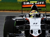 Force India determined to hold onto Perez