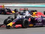 'Helpless' Ricciardo aggrieved to be lapped by Vettel