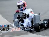 VIDEO: McLaren-Honda drivers go head-to-head in Alonso's hometown