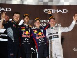 Magnificent seven for Vettel as run goes on