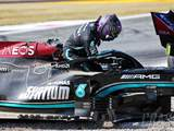 Wolff: Halo saved Hamilton's life in crash with Verstappen