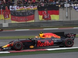 Horner hails 'remarkable' Verstappen after China charge