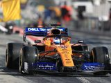 McLaren quickest for second successive day in F1 testing, Vettel crashes