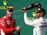 Hamilton 'would have struggled' to hold off Seb