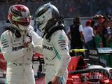 Hamilton not expecting help from Bottas amid Ferrari threat