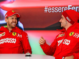 Vettel and Leclerc Ferrari's biggest problem, says former chief