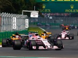 Force India F1 team sure VSC cost it Mexican Grand Prix podium