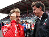 Wolff: Vettel move great for me, F1 and team