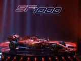 Ferrari unveil the SF1000 at Teatro Valli