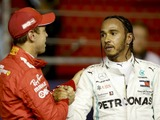 Hamilton: 'I actually worried about Vettel'