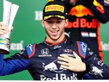Gasly: Best day of my life