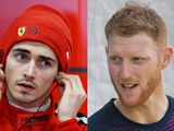 Leclerc, Stokes in Sunday's F1 Virtual GP
