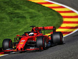 FP1: Vettel heads Leclerc as Ferrari dominate first session at Spa