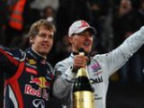Vettel pays tribute to Schumi