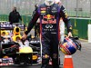 Webber hit by telemetry, KERS issues