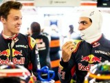 "Kvyat ""One of the Most Talented drivers I've ever Raced Against"" - Sainz"