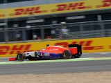 Booth 'over the moon' with Manor drivers