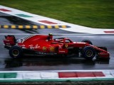 """Kimi Raikkonen: """"We were quite lucky to have at least one session in the dry"""""""